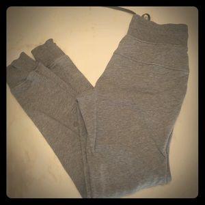 Lululemon grey jogger size 2